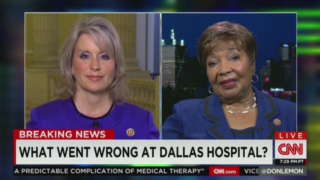 What went wrong at Dallas hospital?