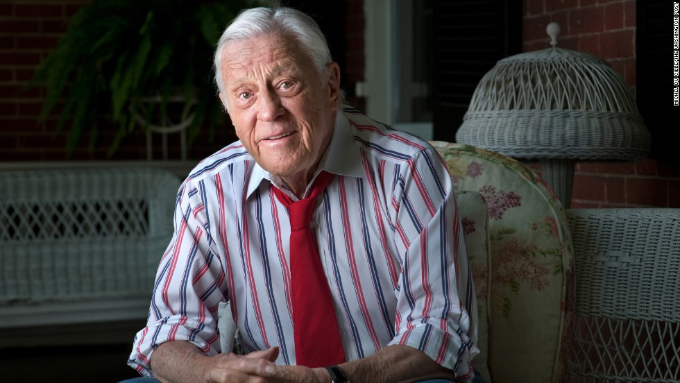 Ben Bradlee, the charismatic Washington Post editor who guided the paper through the era of the Pentagon Papers and Watergate, has died. He was 93.