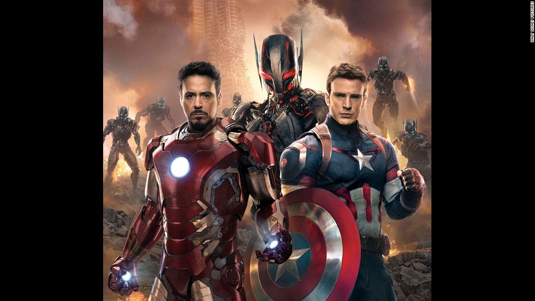 "The first ""Avengers"" movie, released in 2012, is the third highest-grossing movie of all time -- and its sequel, ""Age of Ultron,"" was released in May 2015. On Friday, ""Captain America: Civil War"" showcases the split between the Avengers as they fight one another."