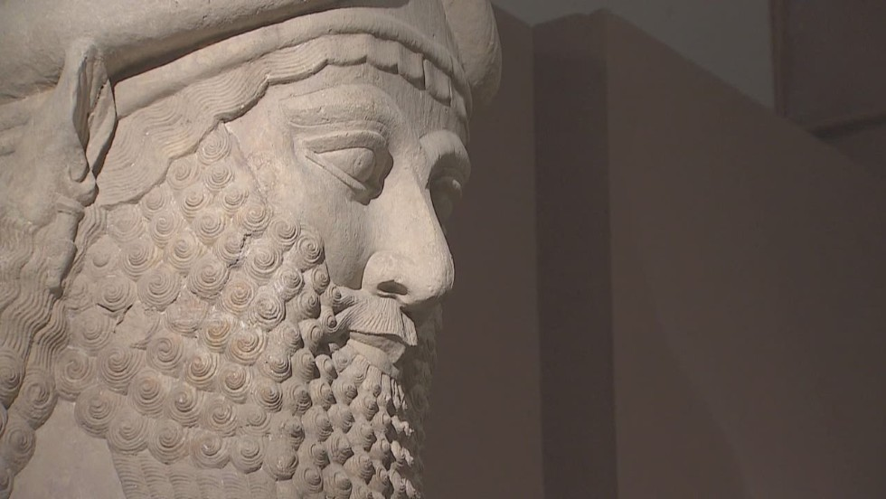 ISIS threatens Iraq's priceless cultural heritage