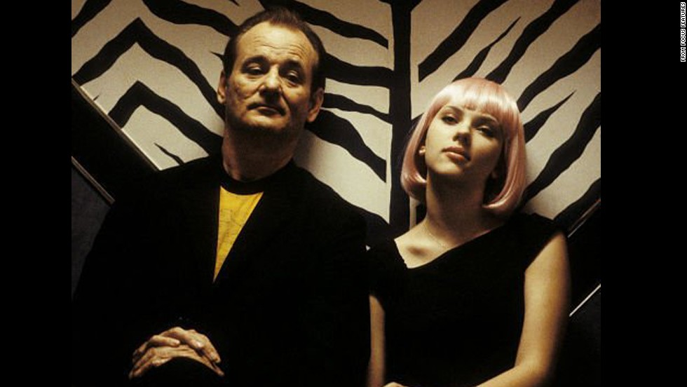 "<strong>""Lost in Translation"":</strong> Bill Murray and Scarlett Johansson star as an actor and a young woman who form an unlikely bond in Tokyo. <strong>(Amazon Prime) </strong>"