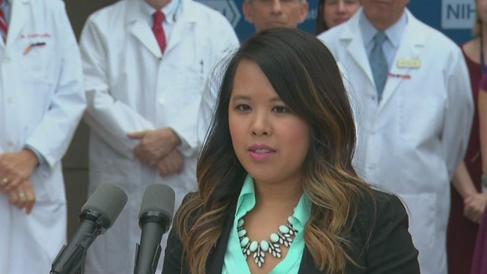 Nurse cured of Ebola: I'm so fortunate - CNN Video