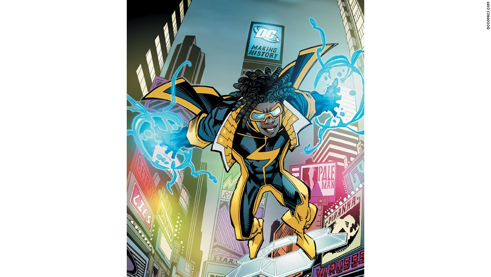 Warner Bros. recently announced a live-action online series based on the DC Comics hero Static Shock, previously adapted for Saturday morning TV.