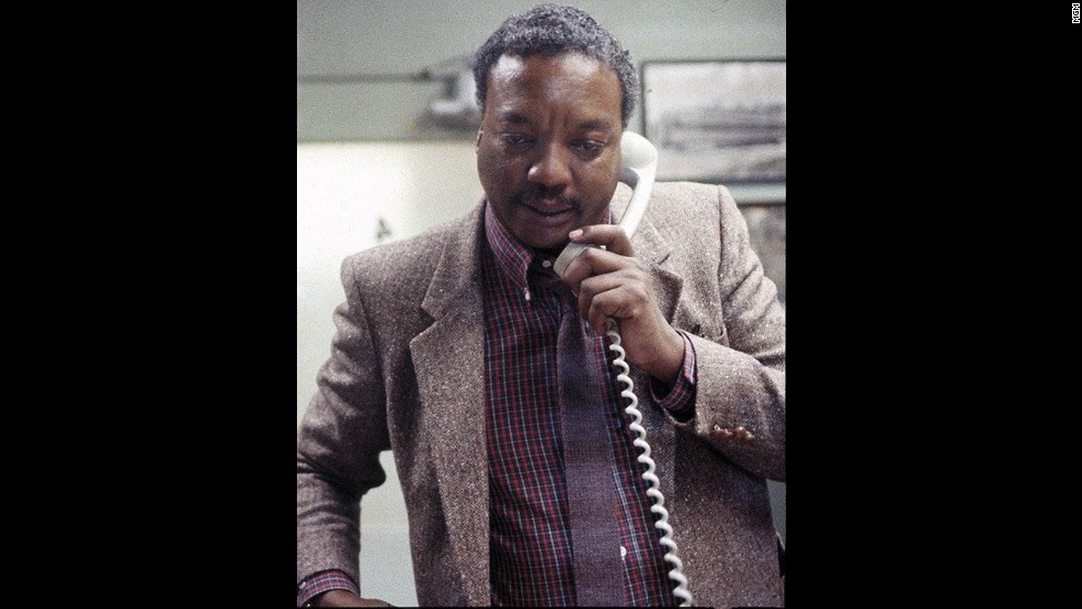 Paul Winfield starred as police Lt. Ed Traxler, who is on the case of the hunt for Sarah Connor.