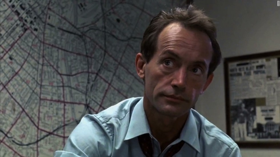 Lance Henriksen played police Sgt. Hal Vukovich, who also investigates the Sarah Connor case.
