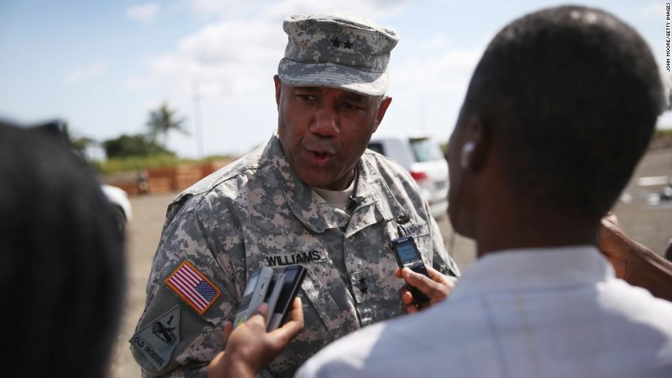 Army major general speaks to CNN from inside Ebola quarantine