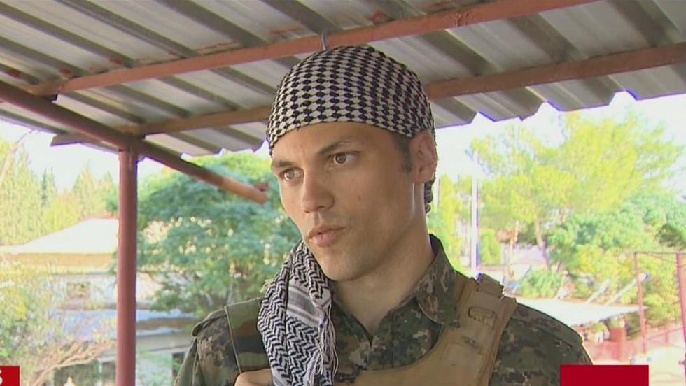Iraqi Peshmerga soon to enter Kobani to fight ISIS