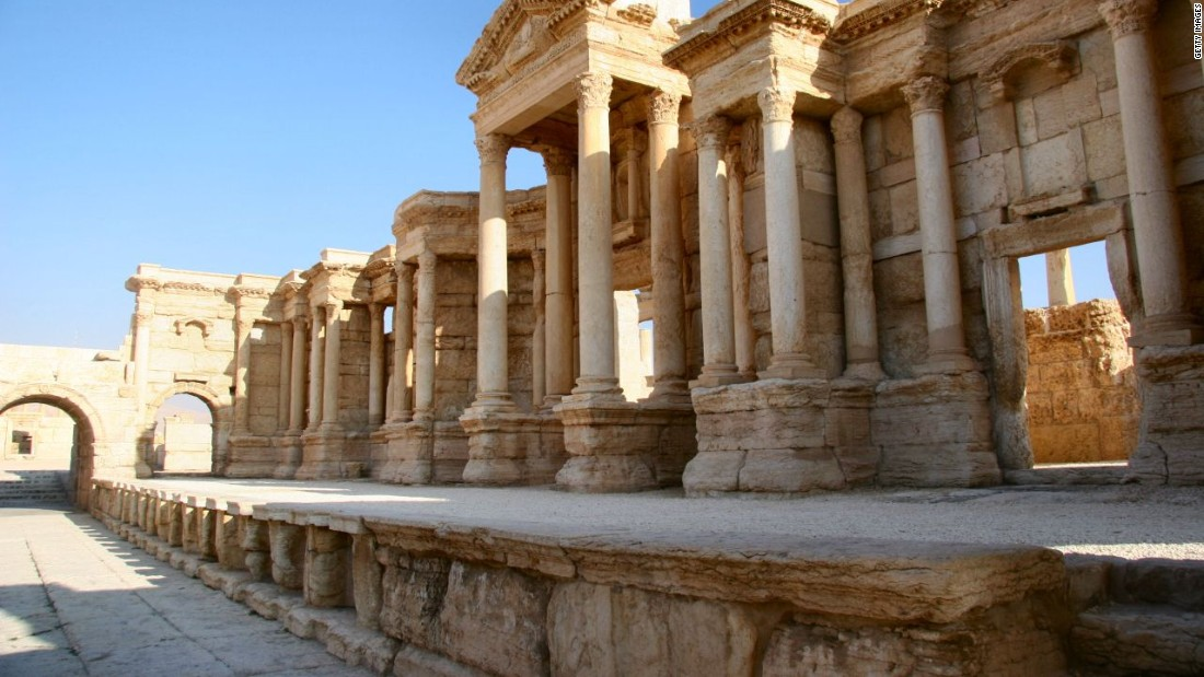 A roundup of ancient sites ISIS has destroyed - CNN