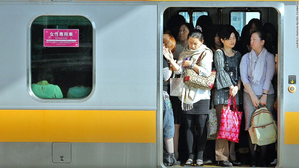 Tokyo ranks second in safety, in part due to measures implemented to combat widespread groping of women in often overcrowded buses and trains. The city was one of the first in the world to introduce women-only trains.