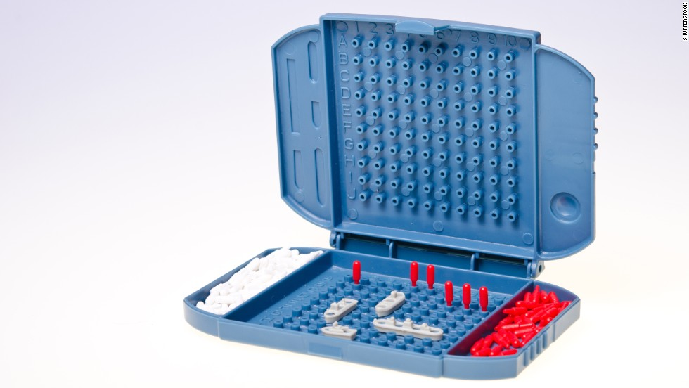 "A generation of players can still recite the commercial tag line, ""You sunk my Battleship!"" The popular game was made into a (less-popular) movie in 2012."