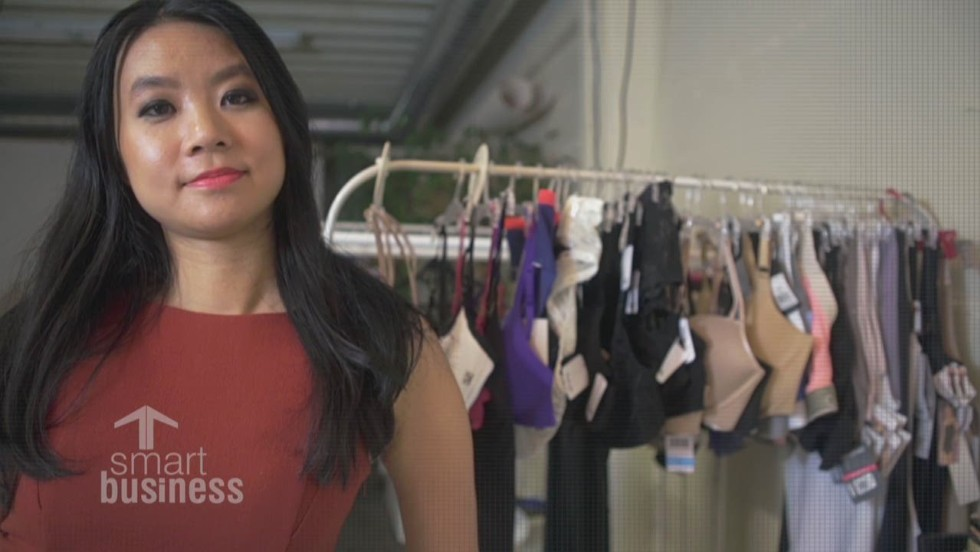 Perfect bra with no measuring tape - CNN Video