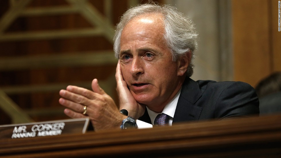 Sen. Bob Corker will head the Foreign Relations Committee. He's been a chief critic of the White House on Syria and Iran but has also shown a willingness to work with President Obama.