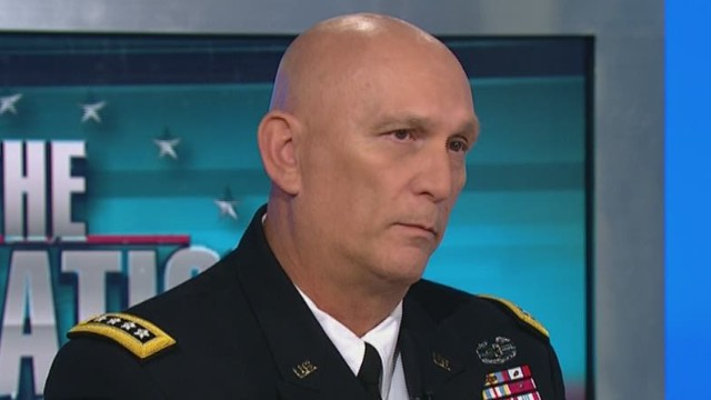 Gen. Odierno: Russian flights 'concerning'