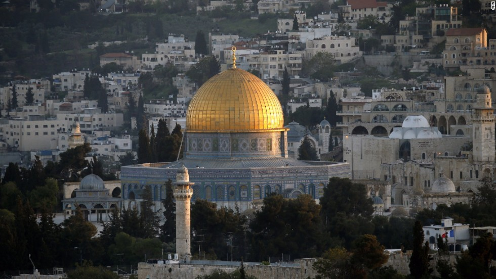 Why Jerusalem's holy sites are so significant