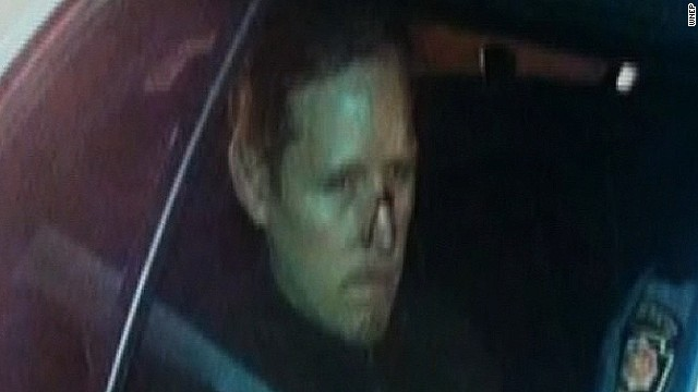 Slain cop's cuffs used to arrest Frein