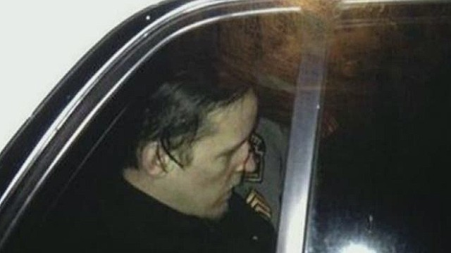 Commissioner describes Frein arrest