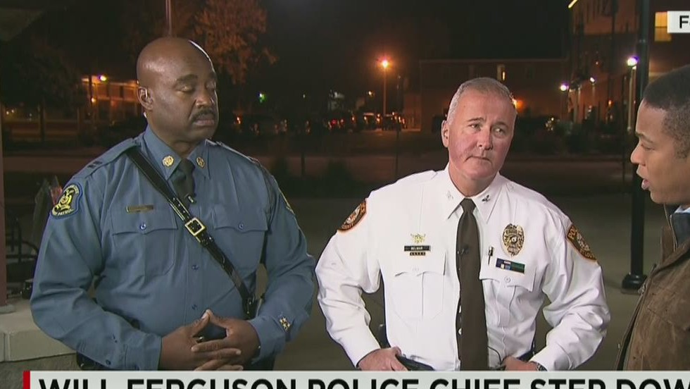 Police: We expect the best from Ferguson - CNN Video