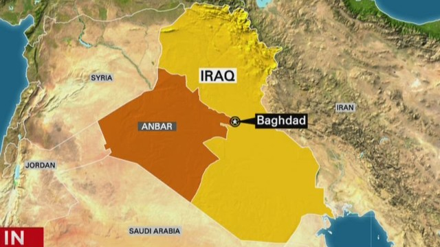 U.S. to send advisers to Anbar province