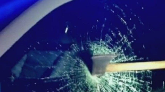 DC police officer attacked with an ax
