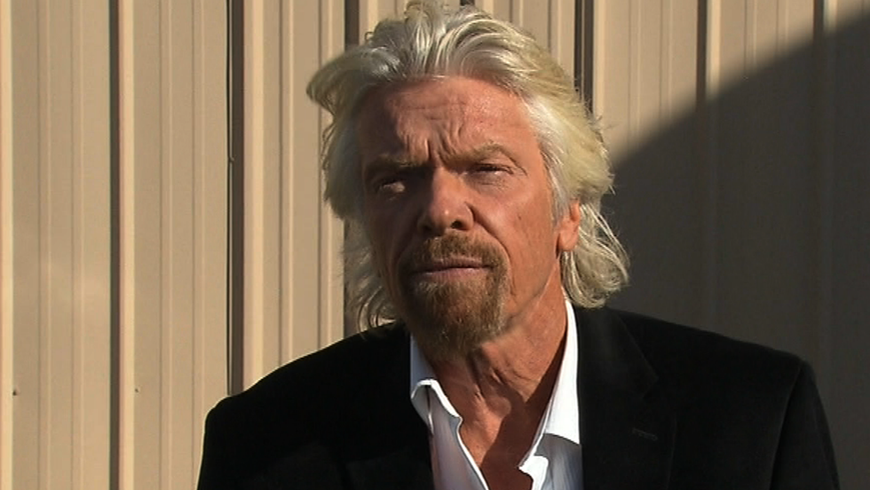 Branson mourns SpaceShipTwo pilot, says space travel worth its risks