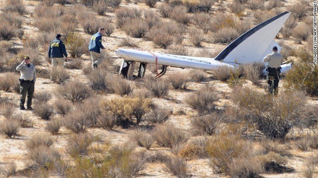NTSB: SpaceShipTwo lever moved early