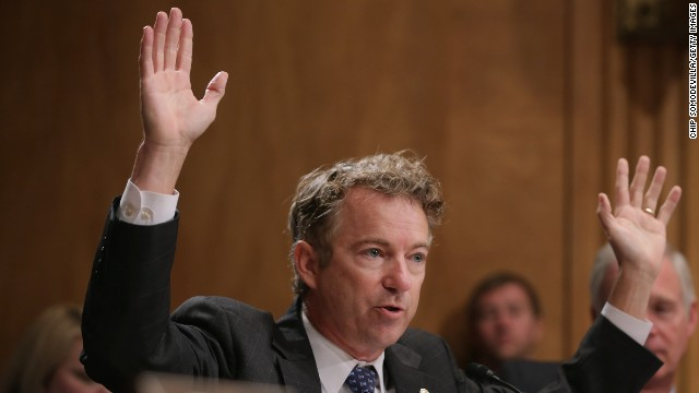Sen. Paul: Ferguson reflects unease in U.S.