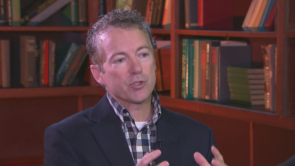Can Rand Paul run for Senate and president at the same time?