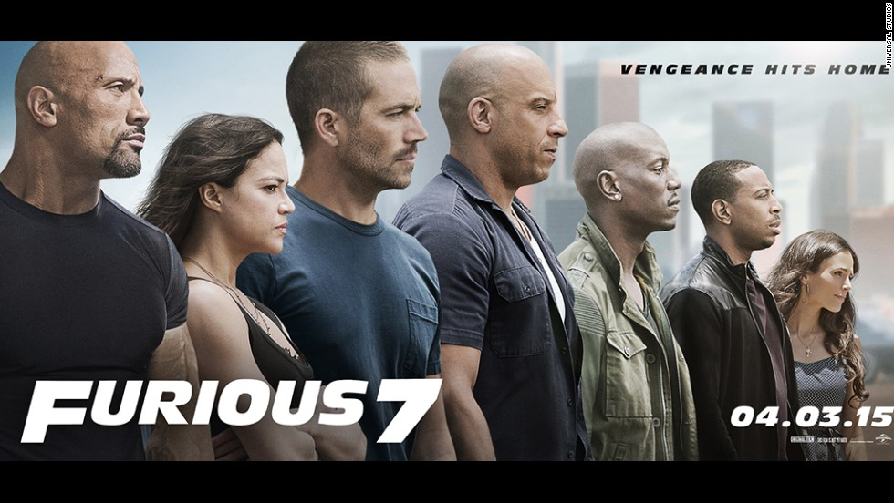 'Furious 7' movie focuses on more than one type of race