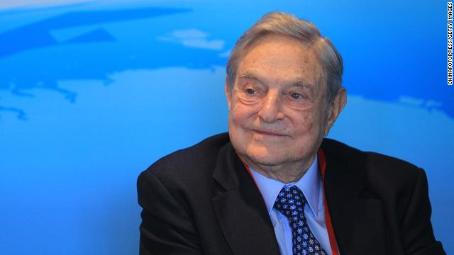 'Explosive device' found in mailbox at George Soros home