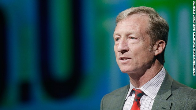 Tom Steyer launches $10M campaign to impeach Trump