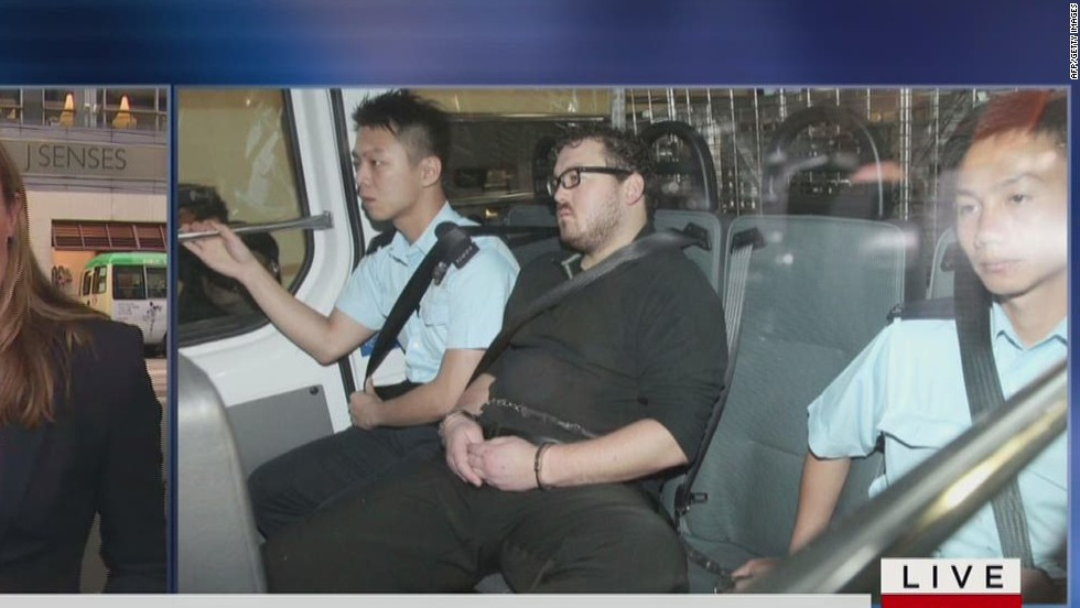 British banker charged over bloody killings at luxury Hong Kong apartment