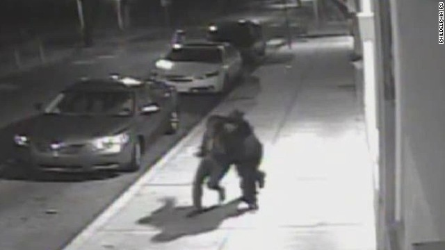 Philadelphia abduction caught on video