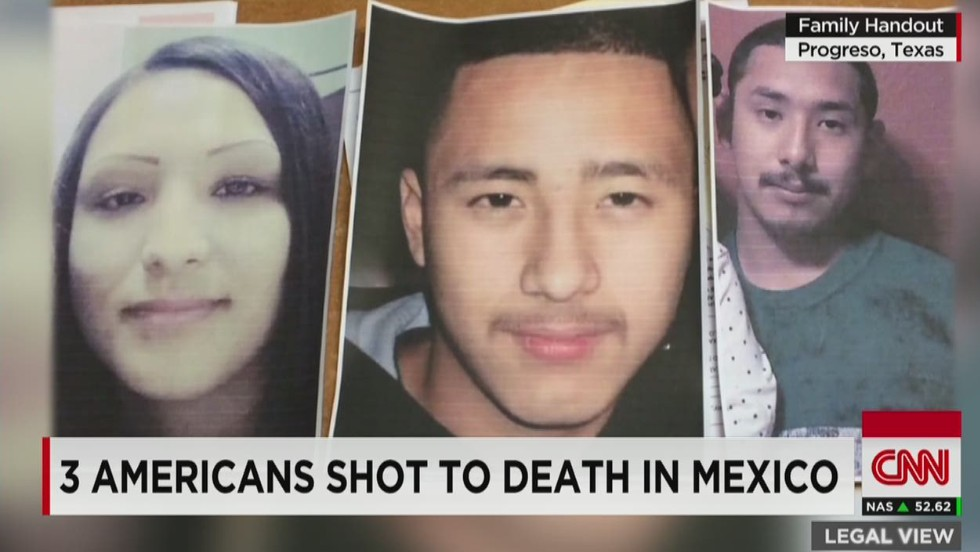 3 U.S. citizens among 4 people killed mysteriously in Mexico