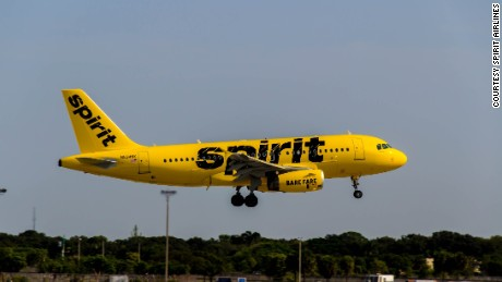Brian J. Halye had flown with Spirit Airlines for nine years
