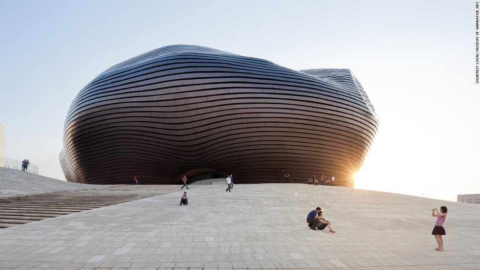 In 2011, MAD completed the amorphous Ordos Art & City Museum in the Gobi desert.