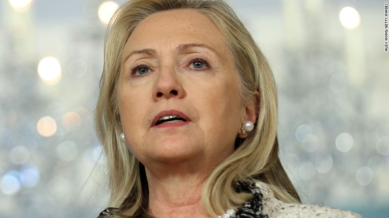 Report: Clinton had no official State Dept. email address