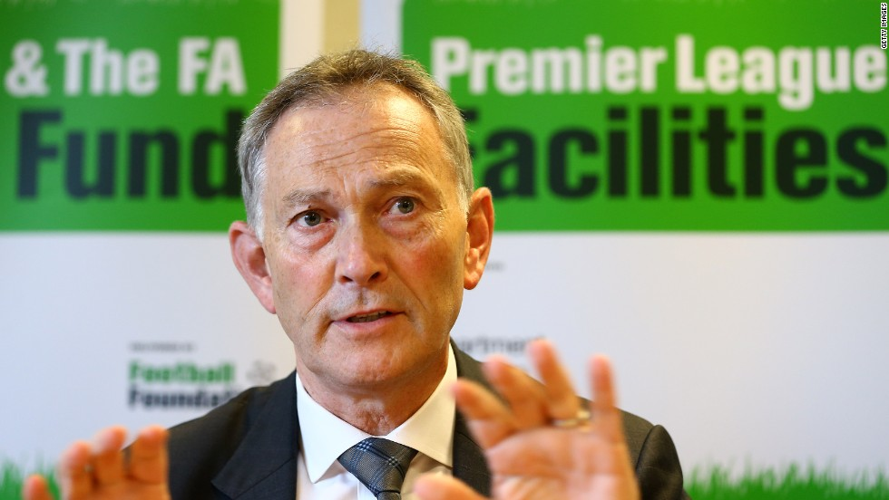 Premier League chief executive Richard Scudamore says it's a case of when competitive league games are played abroad, rather than if.