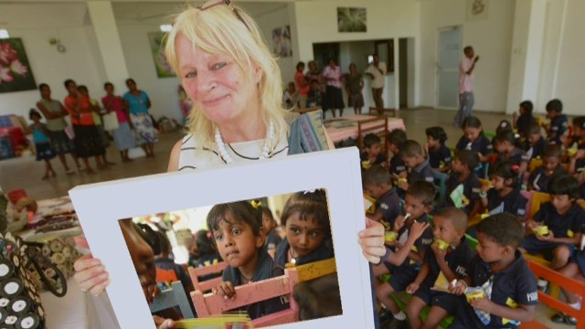 Hope for children in Sri Lanka