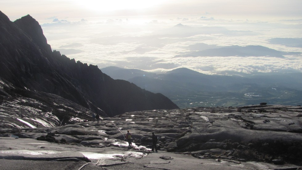 "Malaysia's <a href=""http://ireport.cnn.com/docs/DOC-1158703"">Mount Kinabalu</a> lies within the confines of Kinabalu Park. The region's indigenous Kadazan and Dusun tribes believe <a href=""http://www.mountkinabalu.com/mt-kinabalu/mt-kinabalu-introduction"" target=""_blank"">spirits dwell </a>on top of its peak."