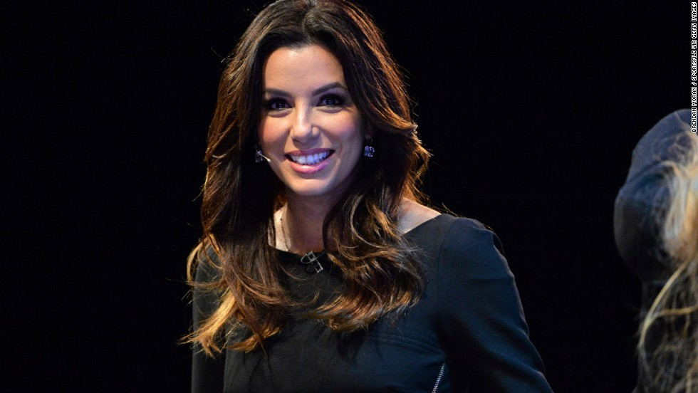 Six hundred speakers -- including Eva Longoria -- and 22,000 attendees were welcomed into Web Summit on November 4, marking the start of the three-day tech extravaganza.