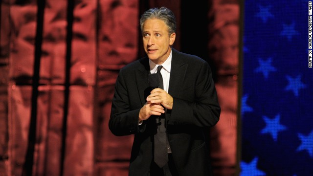 Jon Stewart says what's next for him