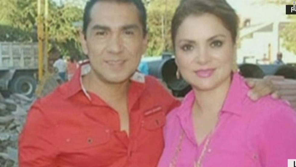 Mexican mayor, wife arrested in case of missing students