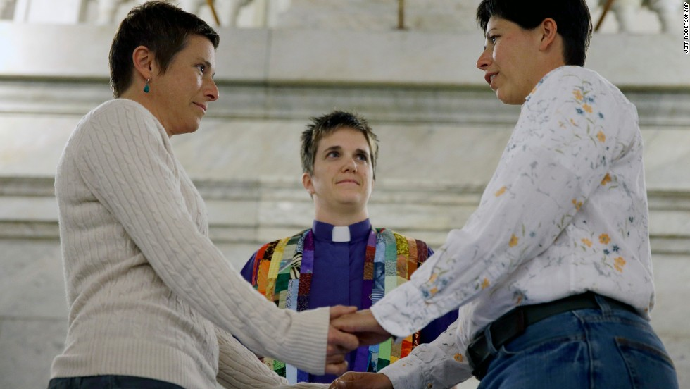 Court upholds 4 same-sex marriage bans; will Supreme Court review?