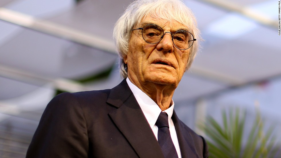 "F1 magnate Bernie Ecclestone -- <a href=""http://www.forbes.com/profile/bernard-ecclestone/"" target=""_blank"">who's worth over $3 billion, according to Forbes</a> -- has speculated that there could be separate female races."