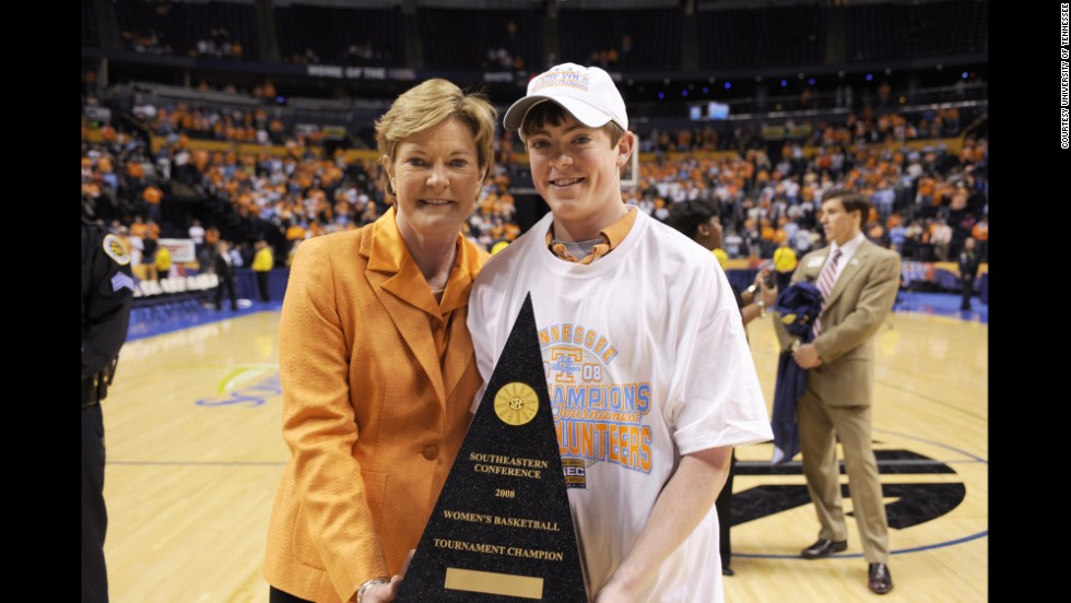 Pat Summitt stepped down at the end of the 2012 season after being diagnosed with early onset Alzheimer's. She and Tyler founded the Pat Summitt Foundation to assist in   finding a cure for Alzheimer's.