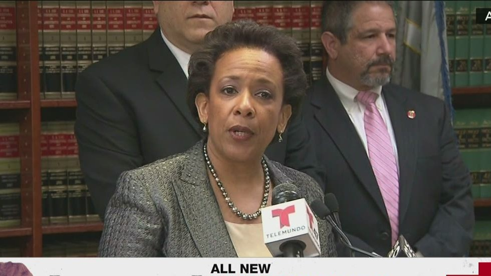 President Obama expected to nominate Loretta Lynch as attorney general
