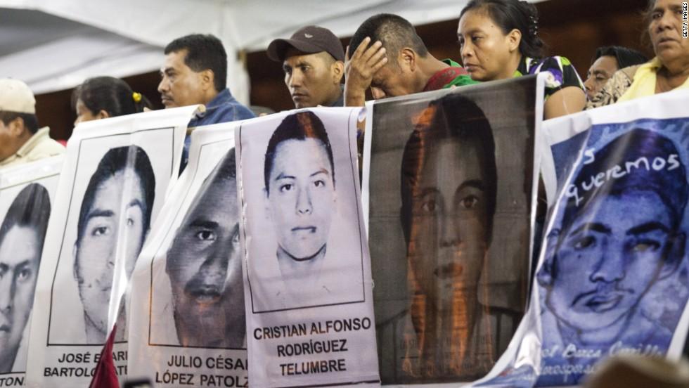 Historic protests convulse Mexico