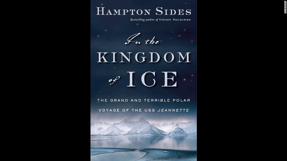 "Hampton Sides' ""In the Kingdom of Ice"" takes us back to the 19th century's ""Arctic Fever,"" when New York Herald owner James Gordon Bennett financed an expedition to the North Pole that included a crew of 32 men and a leader in an officer named George Washington DeLong. But when disaster struck two years into the trip, the crew found themselves stranded and fighting for their lives. <a href=""http://www.latimes.com/books/jacketcopy/la-ca-jc-hampton-sides-20140803-story.html"" target=""_blank"">To the Los Angeles Times</a>, Sides' capturing of this tale ""is a masterful work of history and storytelling."""