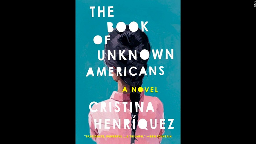"With her novel ""The Book of Unknown Americans,"" Cristina Henriquez hoped to ""tell stories people don't usually hear."" To do so, she centered her work of fiction on two families living in Newark, Delaware -- one Mexican, and the other Panamanian -- in addition to threading the voices of other immigrants throughout. While the plot of ""Unknown Americans"" centers on the developing relationship of two teens from these families, it's also a story about home, and how we define it. <a href=""http://www.sfgate.com/books/article/The-Book-of-Unknown-Americans-by-Cristina-5551648.php"" target=""_blank"">As one review put it</a>, ""Unknown Americans"" is ""a novel that can both make you think and break your heart."""