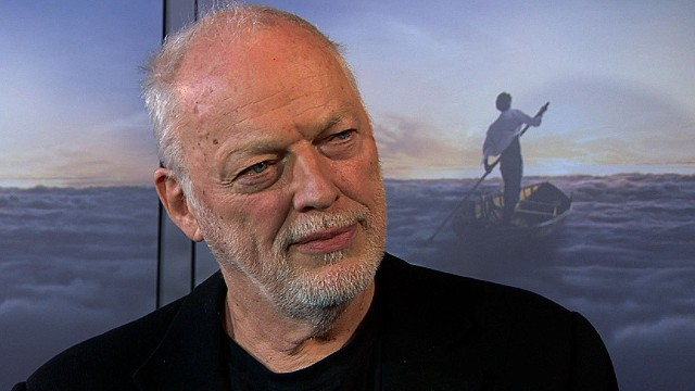 David Gilmour: Modern music 'robotic'